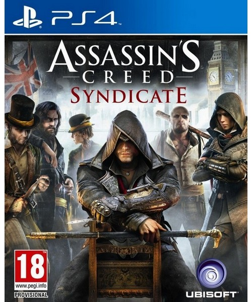 Assassin's Creed: Синдикат (PS4)