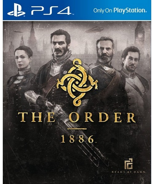 The Order 1886 (Орден 1886) PS4