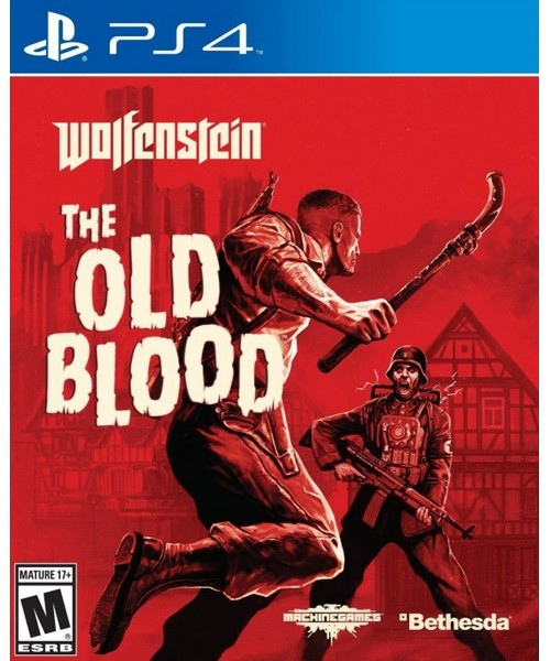 Wolfenstein: The New Order и The Old Blood (PS4)