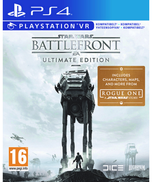 Star Wars: Battlefront Ultimate Edition (PS4)