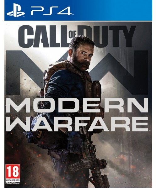 Call of Duty: Modern Warfare 2019 (PS4)