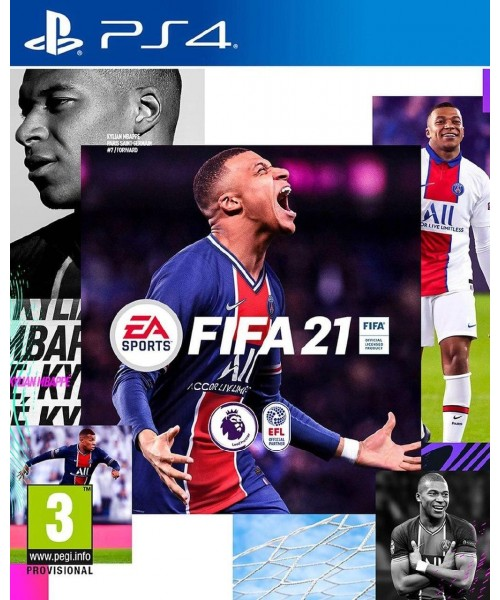 FIFA 21 - ФИФА 21 - Ultimate Edition (PS4)