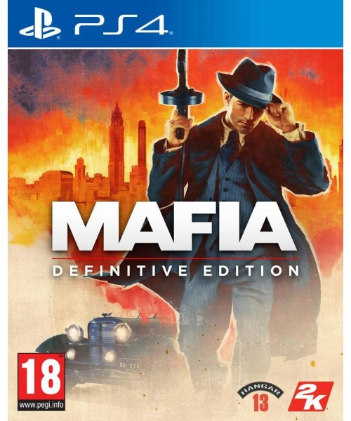 Mafia: Definitive Edition (Мафия Ремейк 2020)