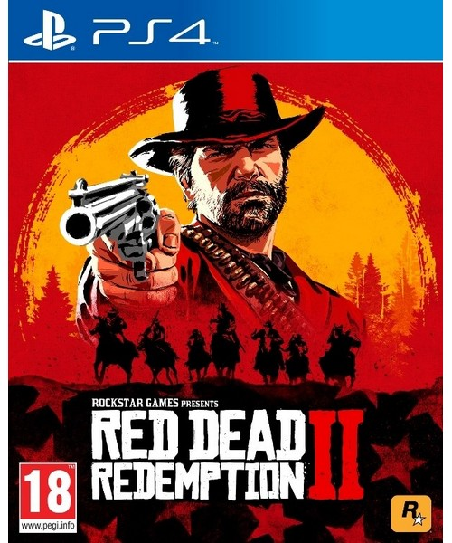 Red Dead Redemption 2 (PS4)